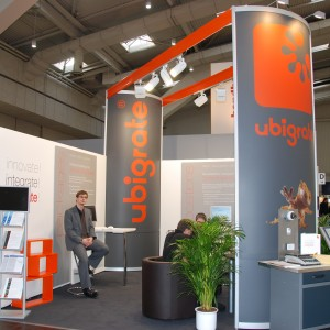 ubigrate Stand in Halle 7 D14